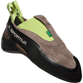 La Sportiva Cobra Eco Shoes Herr falcon brown/apple green